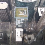 ontop of the sears tower