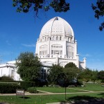 Wilmette bahai house of worship