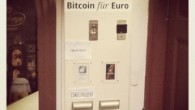 A friend of mine (max albrecht) came up with the idea to give out bitcoins for cash. He got himself some hardware, wich was originally a vending machine for condoms...